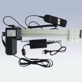 선형 궤도 액추에이터 전기 Recliner는 24VDC 300mm 치기 1000n를 분해한다