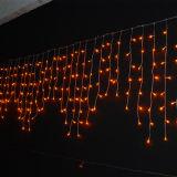 Indicatori luminosi leggiadramente d'attaccatura del ghiacciolo della decorazione LED di natale per la decorazione di Holidaly dalla fabbrica