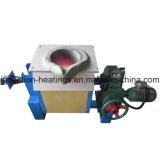 fer 60kw en acier fondant la machine de fonte de chauffage par induction électromagnétique
