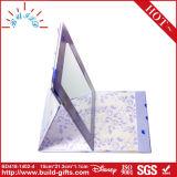 Specchio cosmetico della fabbrica sveglia promozionale con il sacchetto