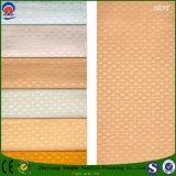 Gesponnenes Gewebe-Polyester-Gewebe-wasserdichtes Franc-Stromausfall-Trennvorhang-Gewebe vom Textillieferanten