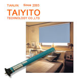 Taiyito motorizó cubre el sistema, pista motorizada de la pañería, eléctrica cubre