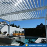 Imperméabiliser le Pergola en aluminium personnalisé de tente