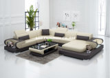 Sofá secional Lz3314 da sala de visitas nova Home do projeto da mobília