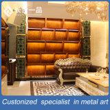 KTV/Nighクラブのためのカスタマイズされた贅沢な装飾の従節のカーテン・ウォールBackgroud