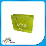 Персонализированный мешок бумажного подарка упаковывая с Twisted ручкой