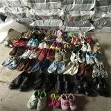 Schoenen van de Hand van /Second van de Schoenen van de premie de Kwaliteit Gebruikte voor de Markt van Afrika