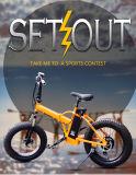سمين إطار العجلة دراجة كهربائيّة صغيرة يطوي إطار دراجة [250و] [إبيك] [فولدبل] مع [س]