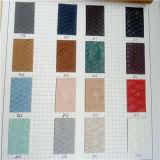 1.0mm выбитая кожа PU крокодила синтетическая для сумок (T1638)
