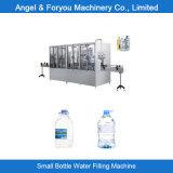 L'eau faisant la ligne remplissante de l'eau de bouteille de la machine 5-10L