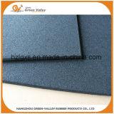 Couvre-tapis en caoutchouc antidérapage d'intérieur et extérieurs de carrelages pour la gymnastique