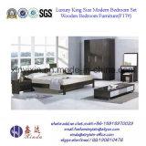 中東様式のホテルの寝室の家具は寝室セットをからかう