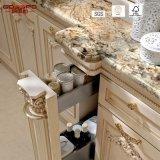 Armário de cozinha acabado em madeira maciça Golssy (GSP5-045)
