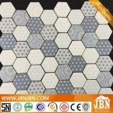 Nuevo diseño del azulejo de porcelana y cristal Mezcla Mosac (M555007)