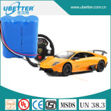 batteria di ione di litio di 11.1V 4.4ah per l'altoparlante portatile