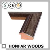Ретро картинная рамка Glod деревянная отливая в форму для домашнего украшения