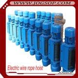 Élévateur électrique fixe de câble métallique
