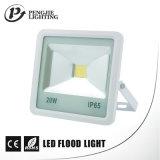 20W reflector cuadrado de la MAZORCA LED para al aire libre