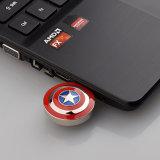 De in het groot Schijf van de Flits van Wrekers USB 1GB Kapitein American Thumb Drive