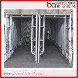 O sistema do andaime do frame de aço para Multi-Usa-se