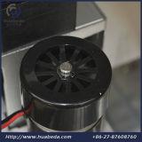 작은 취미 PVC, PCB, 견과 쉘 또는 물 냉각 CNC 대패 형 기계를 위한 탁상용 조각 기계