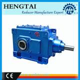 Reductor de velocidad helicoidal industrial del engranaje de la serie de la Hb