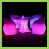 Vector y muebles de la silla LED para los hoteles de Resturant