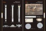 Schaumgummi PU-(Polyurethan) materielles PU-Medaillon für Dekoration