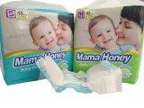 Soin de la peau pour bébé doux Diapositive jetable, jarret hygiénique, jambe jetable jetable