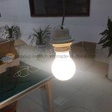 Luz de bulbo do diodo emissor de luz E27 globo de vidro de 360 graus com Ce