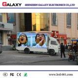 Panneau d'affichage numérique à LED de plein air en plein air pour camions publicitaires