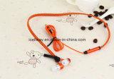Trasduttore auricolare stereo superiore della chiusura lampo di offerta del fornitore del trasduttore auricolare della Cina