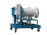 De draagbare Zuiveringsinstallatie van de Huisbrandolie met de Filter van het Baarkleed (tyb-10)