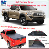 Beste Qualitäts-LKW-Bett-Schienen für kurzes doppeltes Fahrerhaus 2016 Toyota-Tacoma Trd