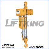 Aufhebung-Typ elektrische Kettenhebevorrichtung des Haken-5ton