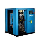 Niedriger Preis-direkte Anfangsschrauben-industrieller Luftverdichter