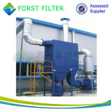 Forstのサイクロンの集じん器システムMancufacture