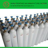 cilindro d'acciaio 10L per il gas dell'argon