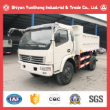4X2 Rhd/LHD 빛 10 톤 각자 선적 화물 트럭 화물 자동차 팁 주는 사람