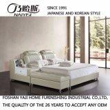 Кровать софы неподдельной кожи типа Кореи самомоднейшая для живущий мебели комнаты - Fb2092