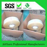 粘着テープ、ISOのSGSの証明書を詰める熱い溶解BOPP