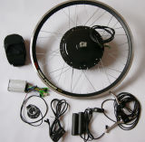 Poderoso kit de bicicleta elétrica 48V 500W para bicicleta elétrica