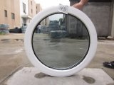 De Dubbele Norm van het Venster As2047 van de Grill van het Glas UPVC binnen Vaste