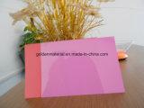 Hoja superior del PVC de Quanlity para la cubierta de libro obligatoria del PVC de la cubierta