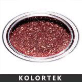 Nacreous Pigment in Nagellak, het Pigment van het Mica van de Spijker van de Glans van de Parel
