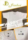 중국 도매 싼 가격 부피 공백 백색 보통 Mens t-셔츠
