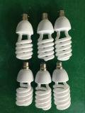 Halbe gewundene energiesparende Lampe der Llight Birnen-25W30W35W40W CFL