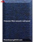 SGS aprobado el 100% de fibra de poliéster Panel acústico de pared y techos
