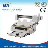 직업적인 공급자 탁상용 최신 접착제 바인더 수동 완벽한 바인더 (WD-JB-5)