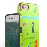 iPhone7를 위한 주문 만화 이동 전화 상자